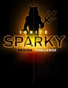 Ignite Sparky Design Challenge